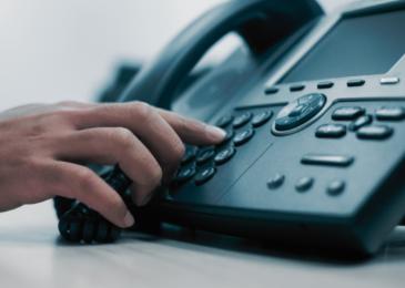classic office phone